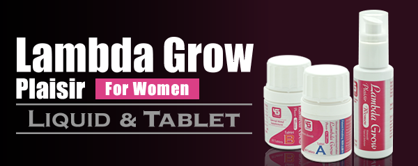 LAMBDA GROW Plaisir For Woman